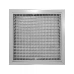 Egg Crate Grill with filter