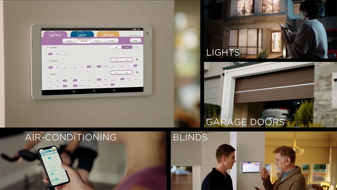 MyPlace Smart Home App