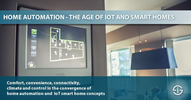 The definition of home automation